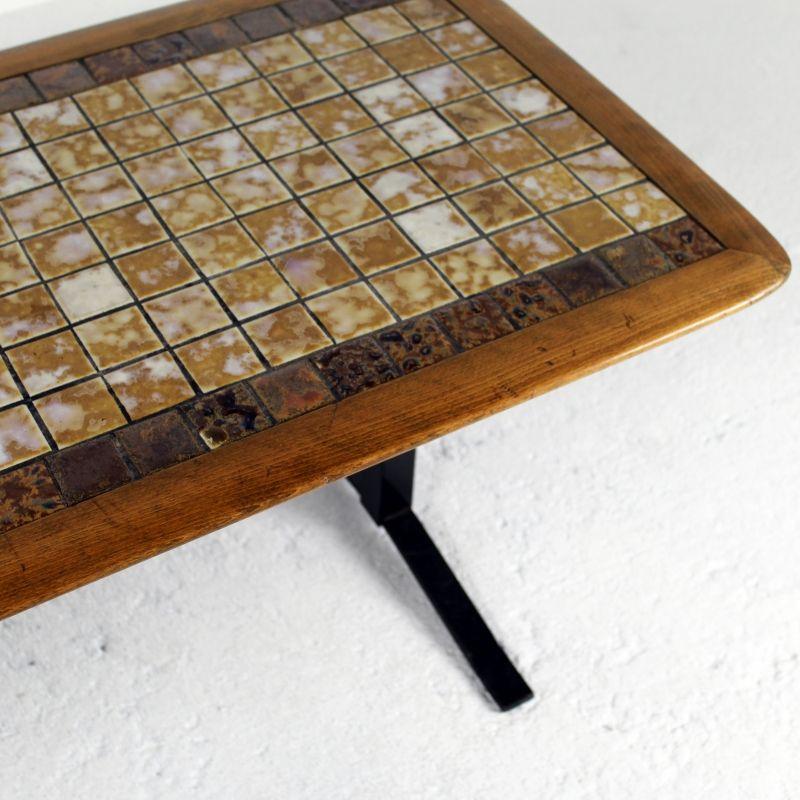 Table Basse Carrelage