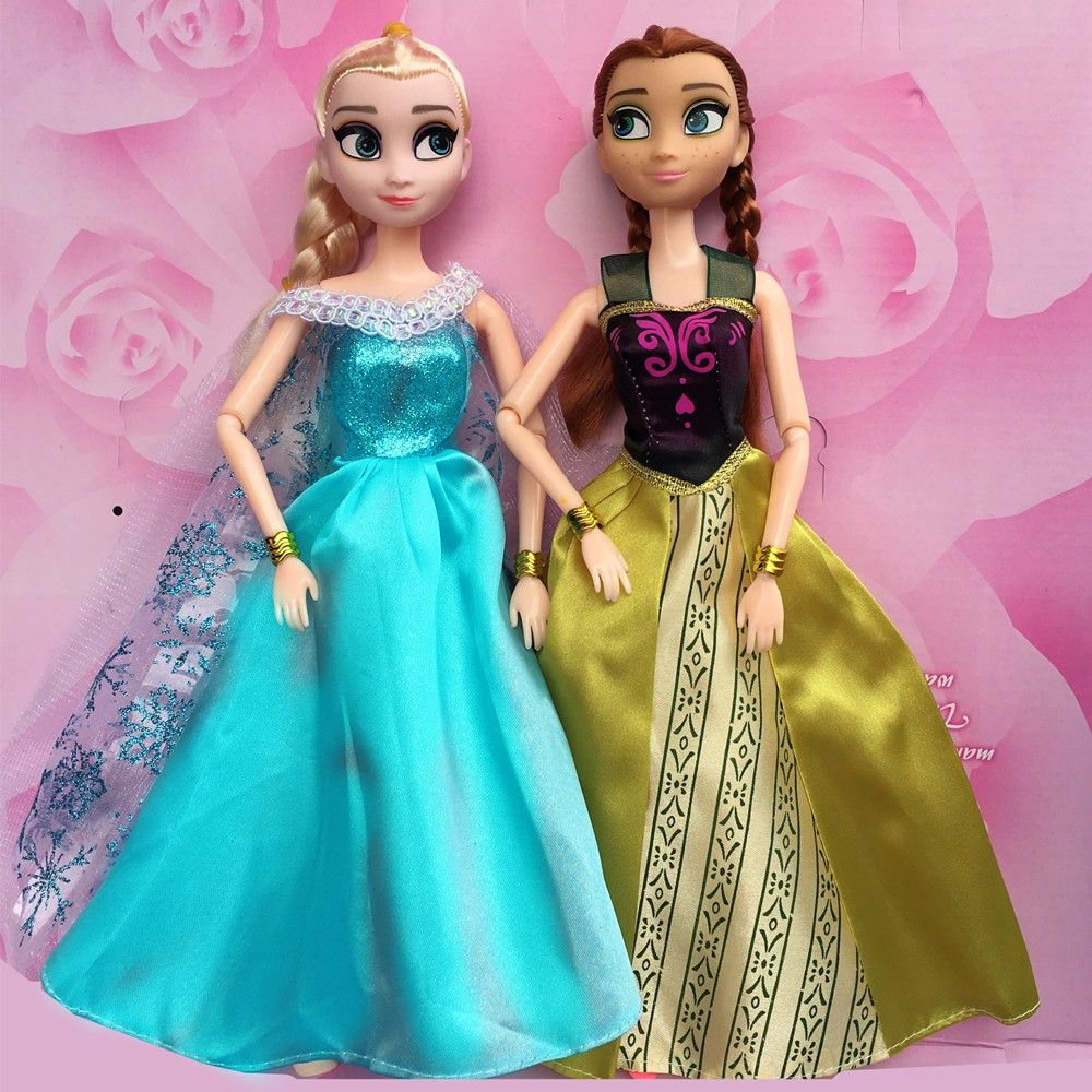 NK Two Set Princess Doll Outfit Movie Similar Dress Fairy Tale ...