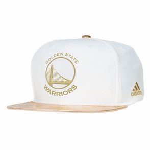 Golden State Primary Logo Snapback-2 Toned Gold   White  8a3e3c1ca3f
