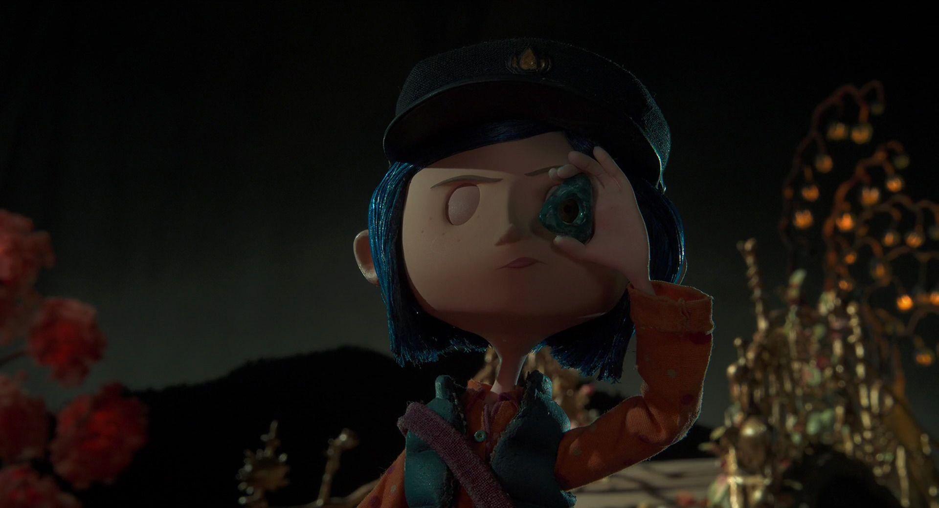 Coraline (2009) - Animation Screencaps