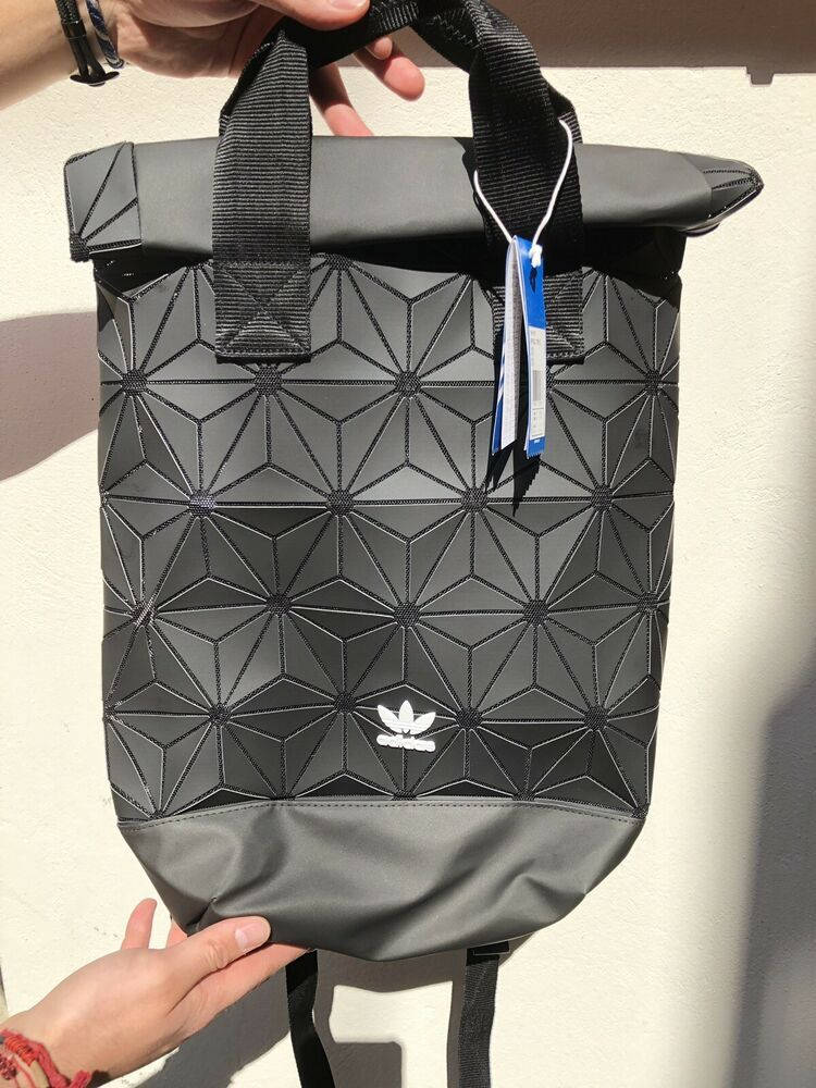 Adidas 3d Roll Top Backpack Fashion Clothing Shoes Accessories Unisexclothingshoesaccs Unisexaccessories Top Backpacks Unisex Accessories Purple Backpack