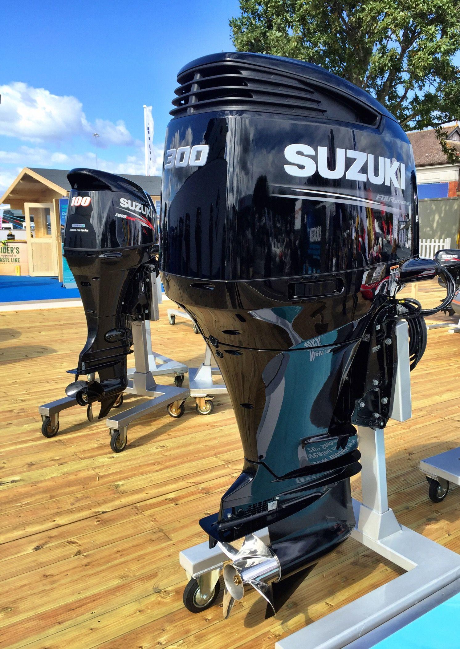 New Livery For The Suzuki 300 Outboard Engine Taşıtlar