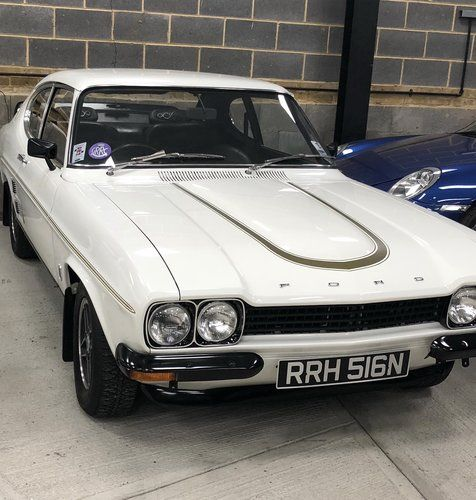 1974 Ford Capri Rs3100 For Sale Picture 1 Of 6 Ford Capri