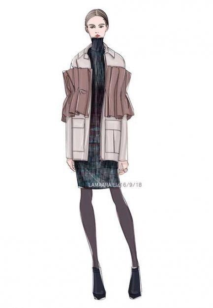Photo of 42 Trendy Fashion Illustration Inspiration Moda