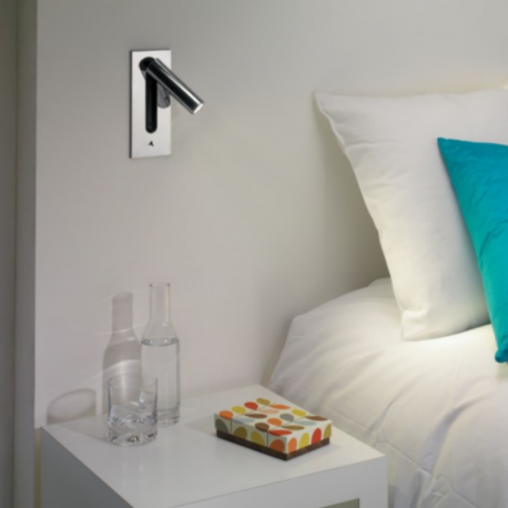 Applique Tete De Lit Lampe Fuse Led H18 Cm Interrupteur