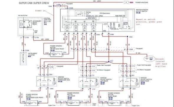 1987 Ford Ranger Radio Wiring Diagram Ford Ranger Ford Diagram