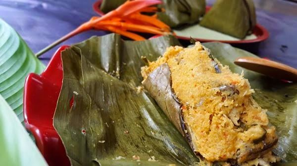 Djowo Klaten Botok Teri Skip Mlanding Resep Masakan Sayuran