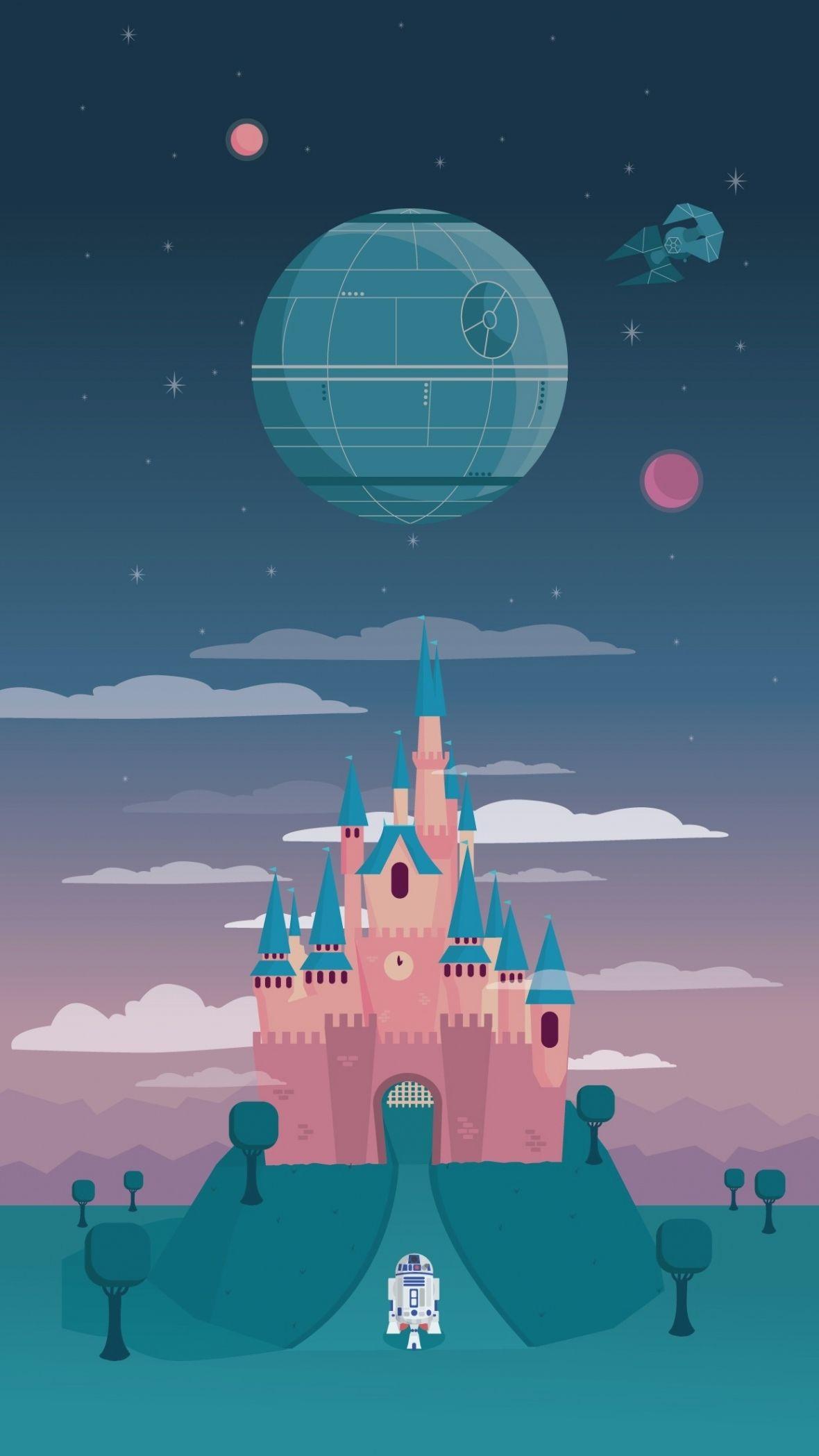 Image Result For Tumblr Disney Papel De Parede Star Wars Papel De Parede Detelefone Disney Papel De Parede Da Disney