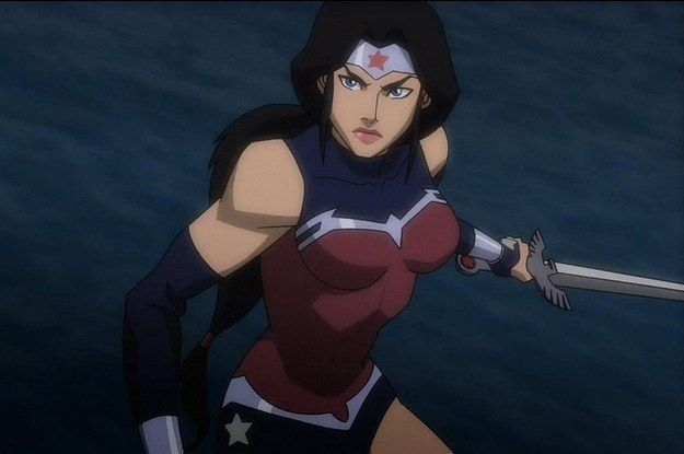 17 Times You Needed More Wonder Woman In Your Life Wonder Woman Pictures Justice League War Wonder Woman Outfit