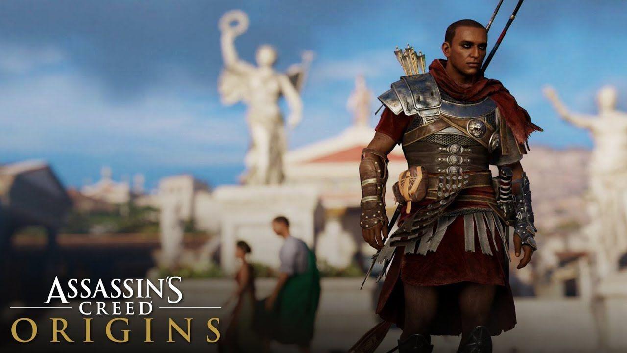 assassins creed origins outfits legendary