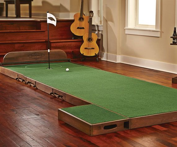 Indoor Putting Green Interiores Juguetes Casitas