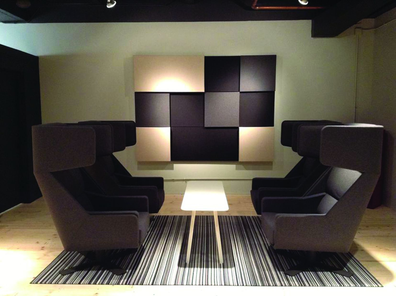 Zenith Interiors Buzziblox Hexa Furniture Design Office