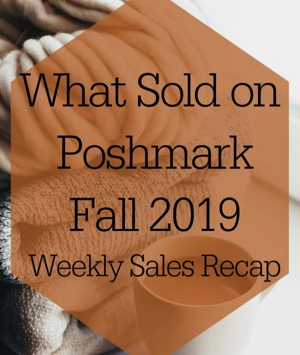 What to Sell on Poshmark Fall 2019