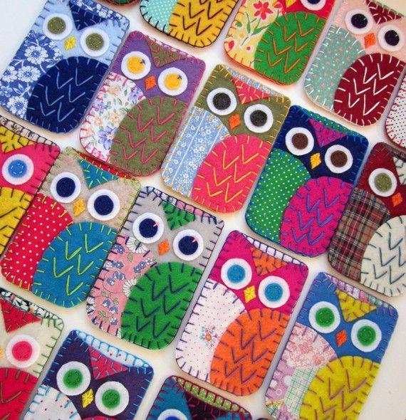 Owl phone cases!!