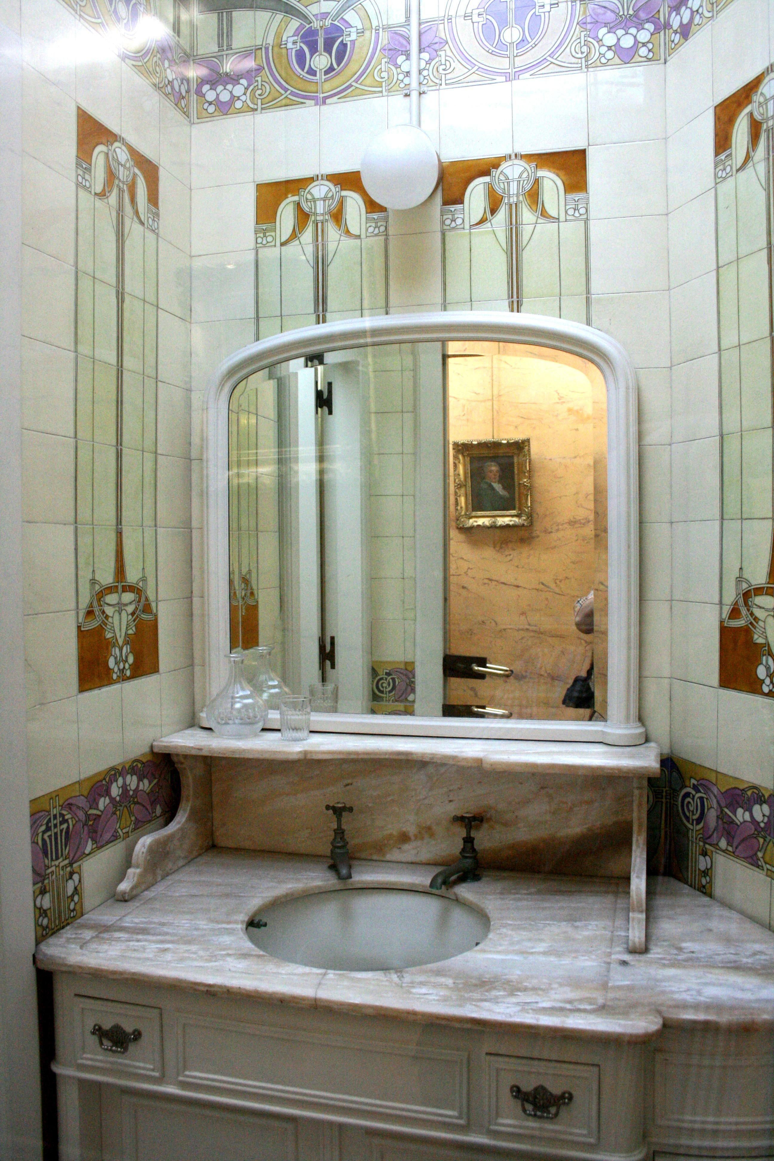 Salle De Bain Quelle Couleur Choisir ~ Salle De Bain Du Pavillon Chinois Avenue Van Praet Laeken