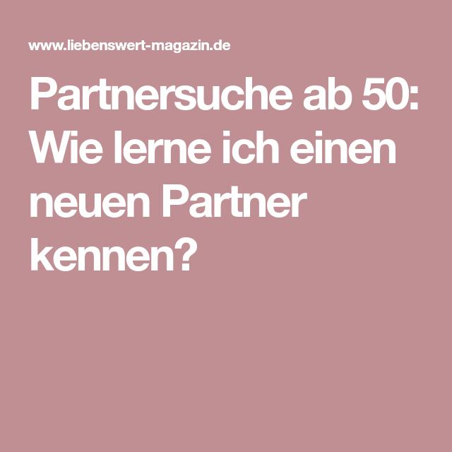 Partnersuche richtig