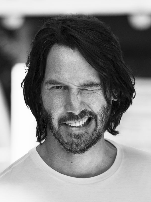 Esquire Keanu Reeves Simon Emmett Reeves Bonus Treats