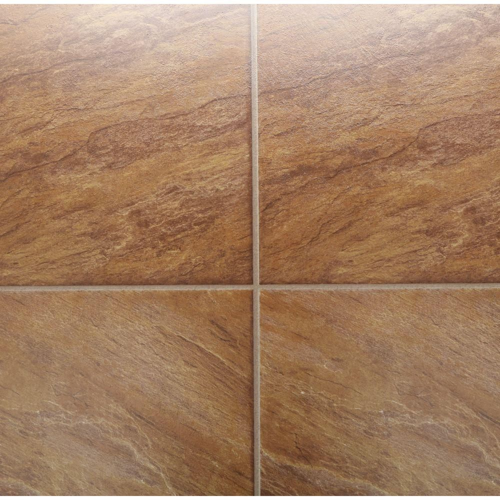Bruce Pathways Grand Mission Brown 8 mm Thick x 15-61/64 in. Wide ...