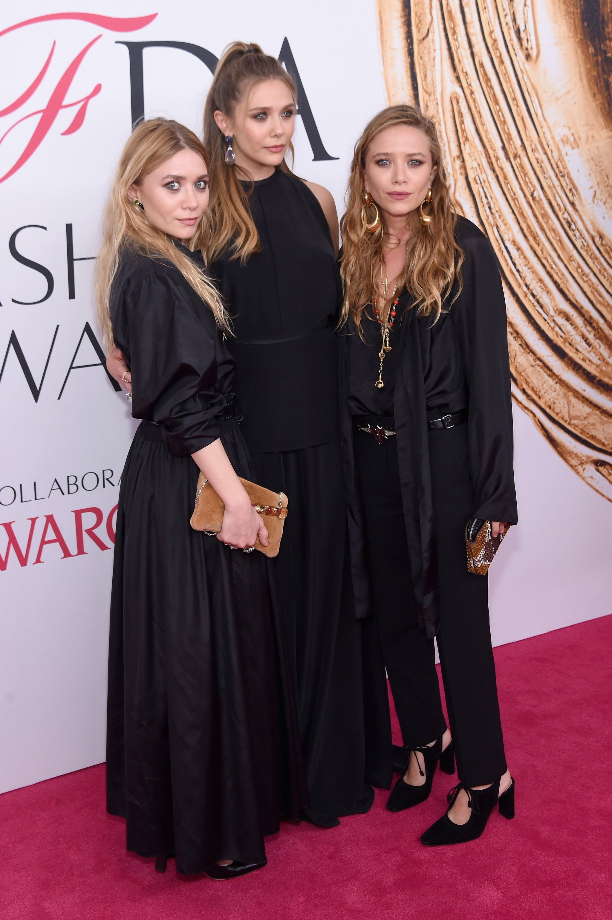 images An Olsen Twin Sighting Is Like Seeing a Snow Leopard, So This Is a Special Day