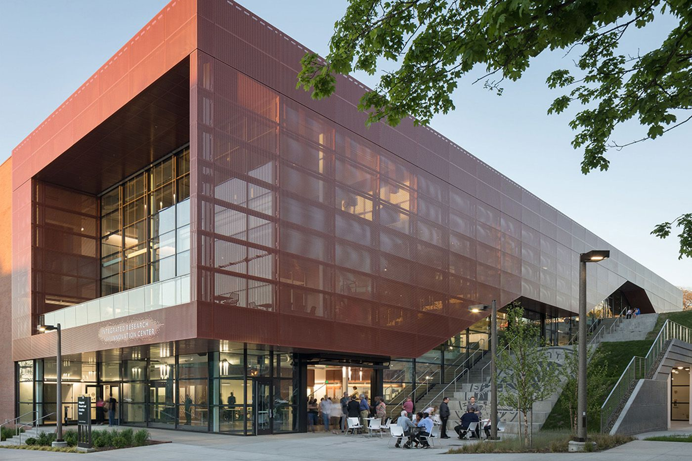 2017 AIA Seattle Honor Award Winners HONOR AWARDS University Of Idaho  Integrated Research And Innovation Center