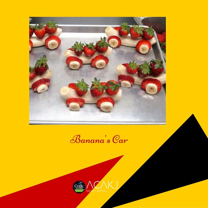 Creative Ideas For Fruits Vegetables Decoration