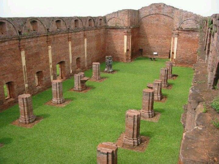 Ruinas Jesuitas De San Cosme Y Damian Places