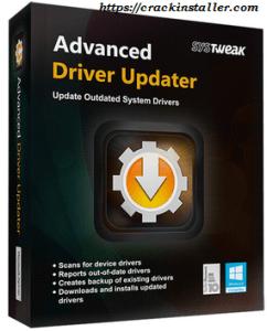 advanced driver updater crackeado