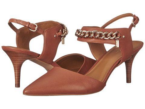 COACH Garland. #coach #shoes #heels