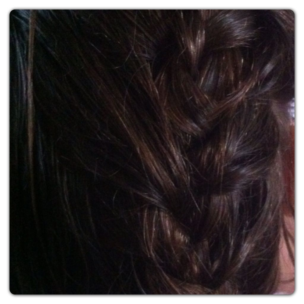 I Doing My Princesses Hair  #BeautifulDaughters