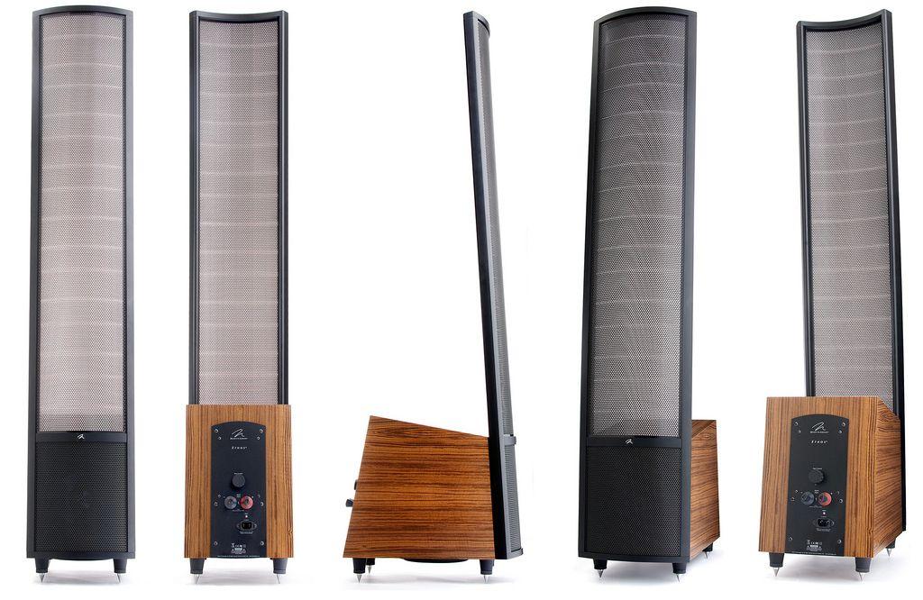 Martin Logan Ethos Electrostatic Speakers