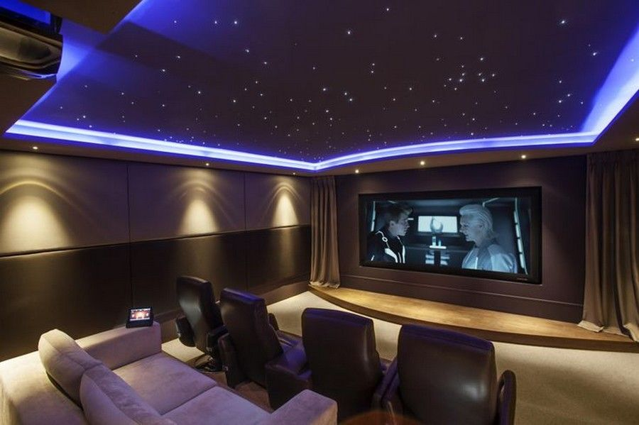 cool home theater ideas | best home entertainment seating ...