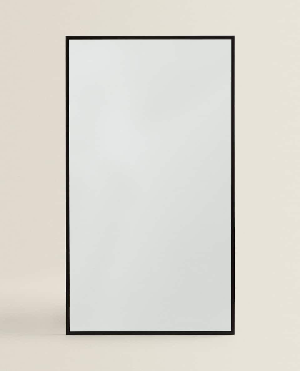 24+ Spiegel mit schwarzen rahmen ideen