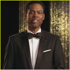 Chris Rock Sports His Best Tux for First Oscars 2016 Promo!