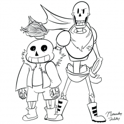 Pages Games Sans And Mettaton Drawing Undertale Coloring Page Monster Coloring Pages Zoo Coloring Pages Coloring Pages