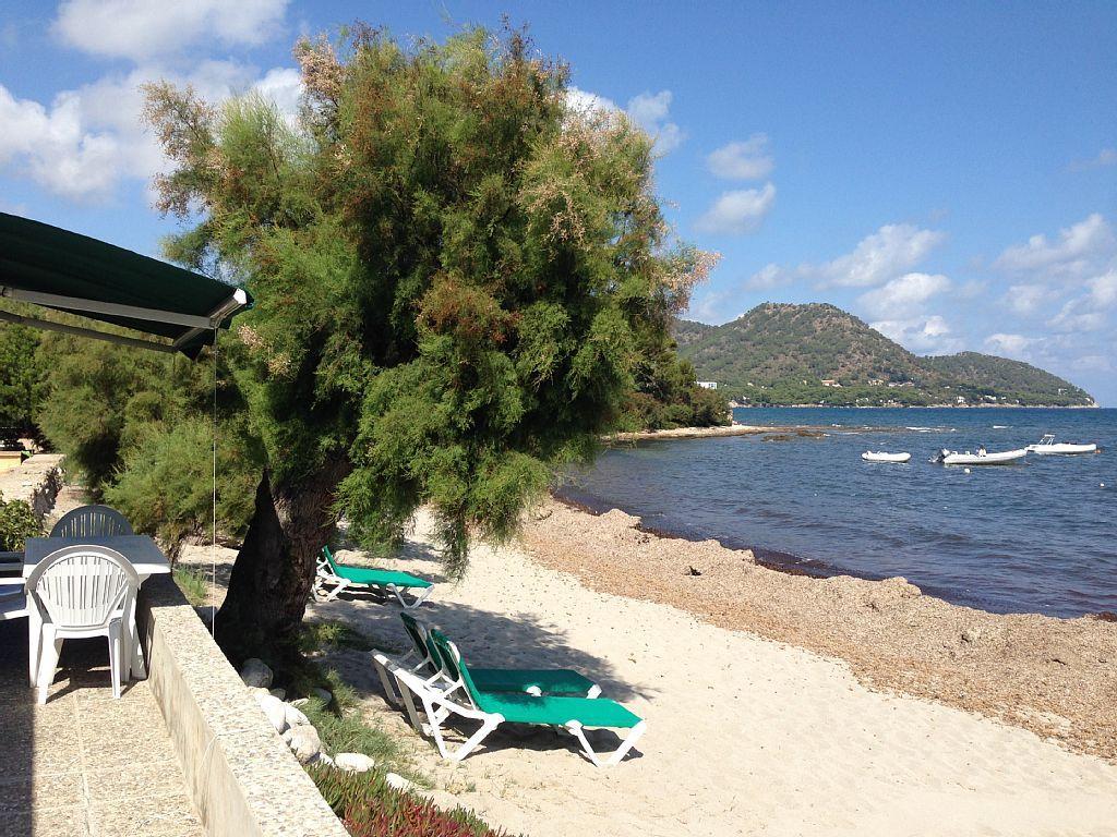 Fischerhaus direkt am meer mallorca osten urlaub in 2019 for Mallorca haus mieten