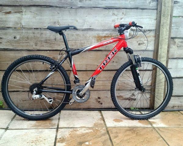 0d177329cec Trek 4100 Alpha (2004) | www.saddlesorebikes.co.uk Southampton ...