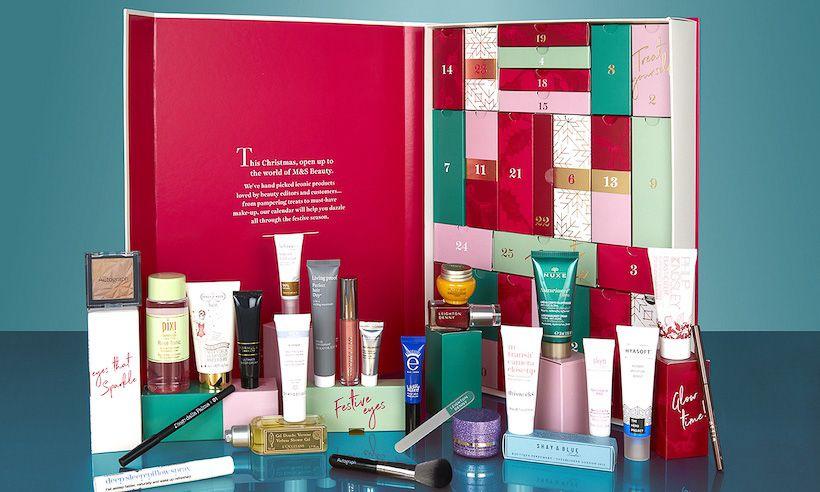 A Beauty Advent Calendar For Every Budget Beauty Advent Calendar