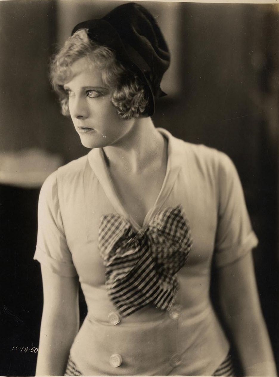 Esther Ralston In Figures Don T Lie 1927 Esther Ralston