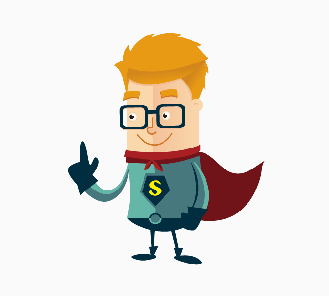 Free Super Geek Character Package on Behance