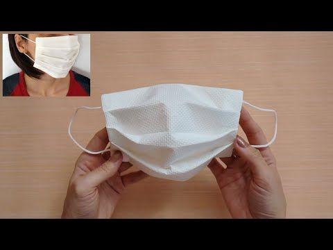 Atemmaske selber machen ohne Nähen - 3 einfache Anleitungen zum Nachmachen