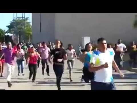 """Maratón """"Hay pollo y harina"""""""