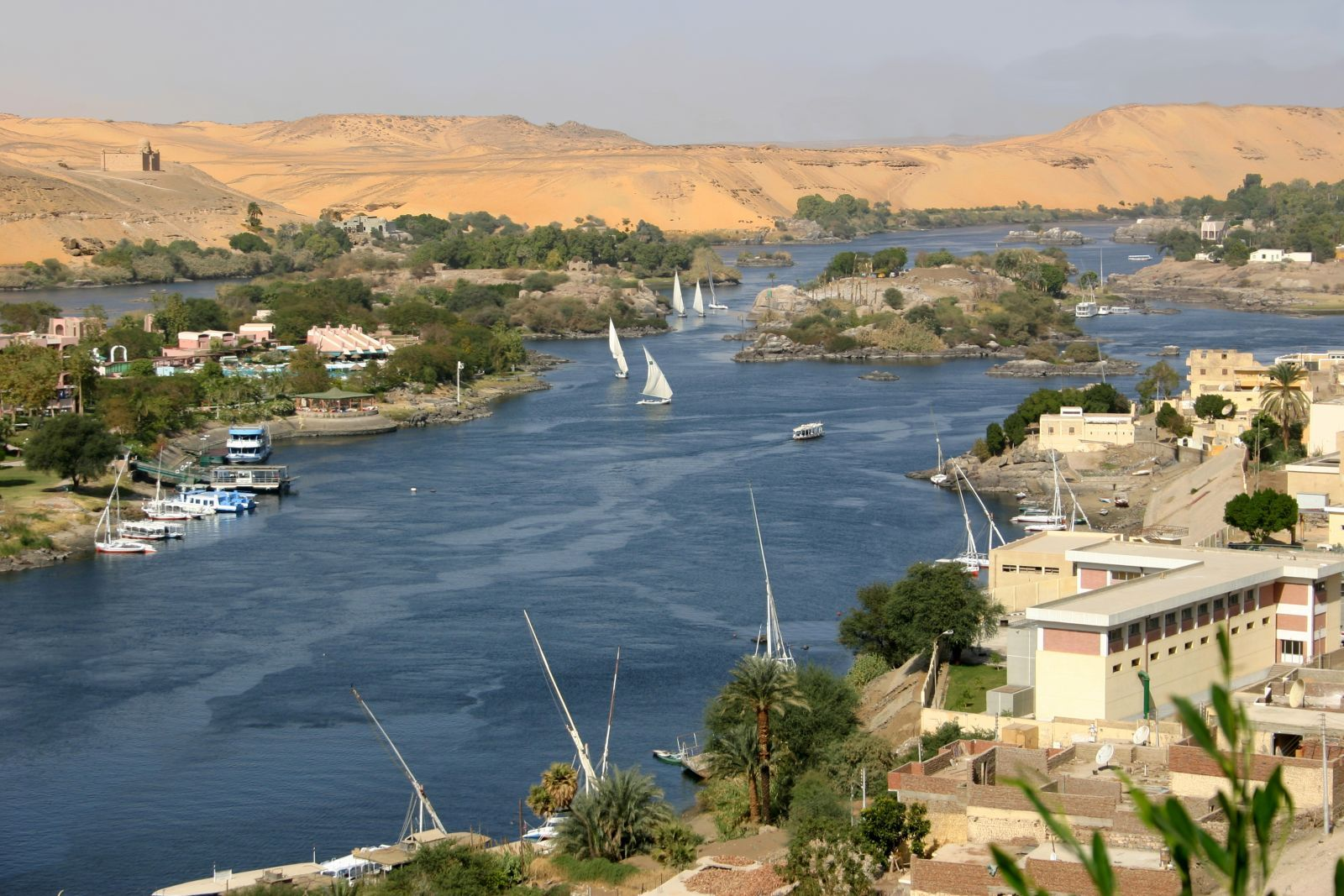 The Nile River Km The Longest River In The World Is The Nile - Ten longest rivers in the world
