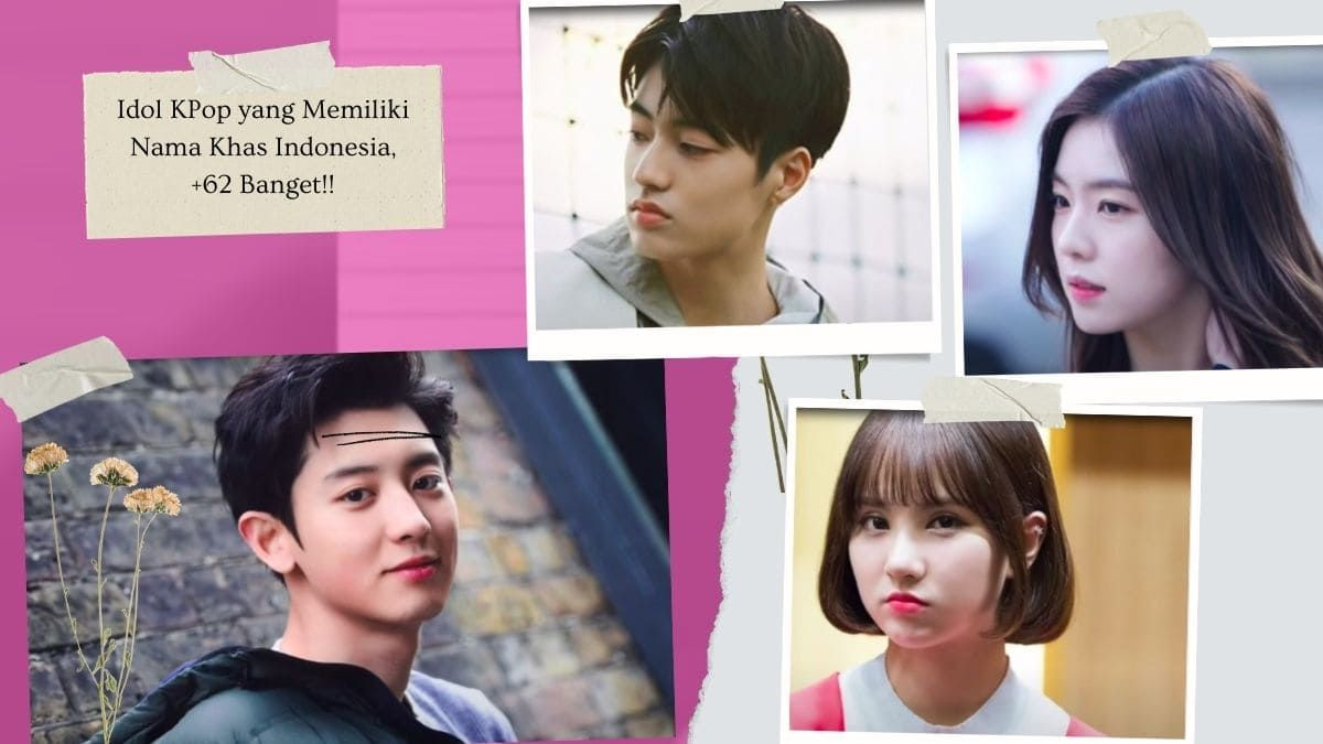 Idol Kpop Yang Memiliki Nama Khas Indonesia 62 Banget Di 2021 Idol Kpop Nama