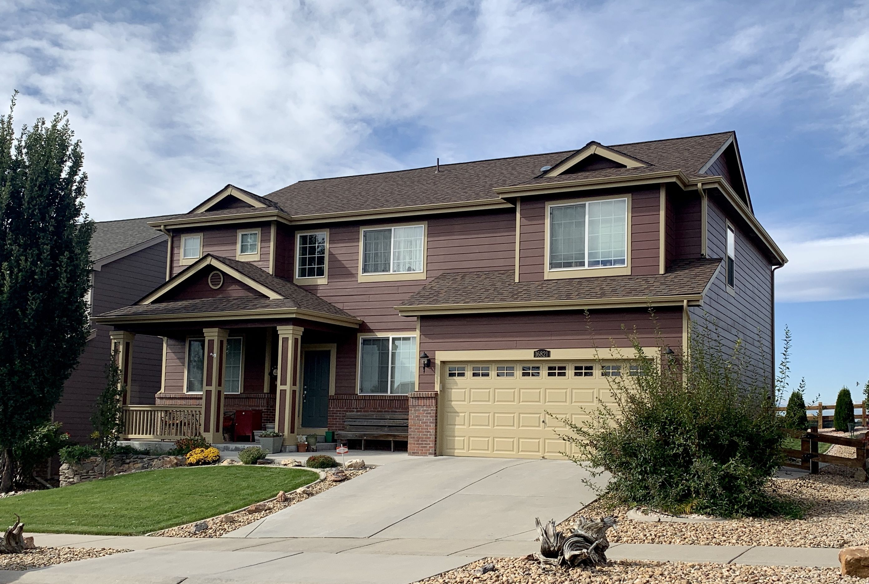 Best We Have Installed A New Roof On This Home In Mead Two 400 x 300