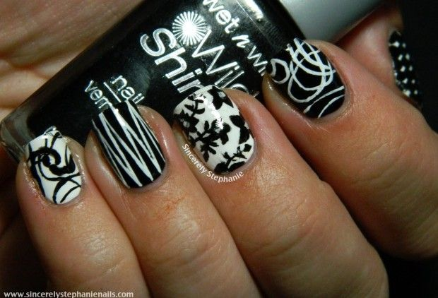 24 Amazing Colorful Nail Art Ideas Colourful Nails Crazy Nails
