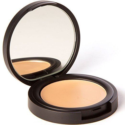 Vegan Concealer Cream Under Eye Face Makeup Organic Honey Beige Sensitive Skin #Shimarz