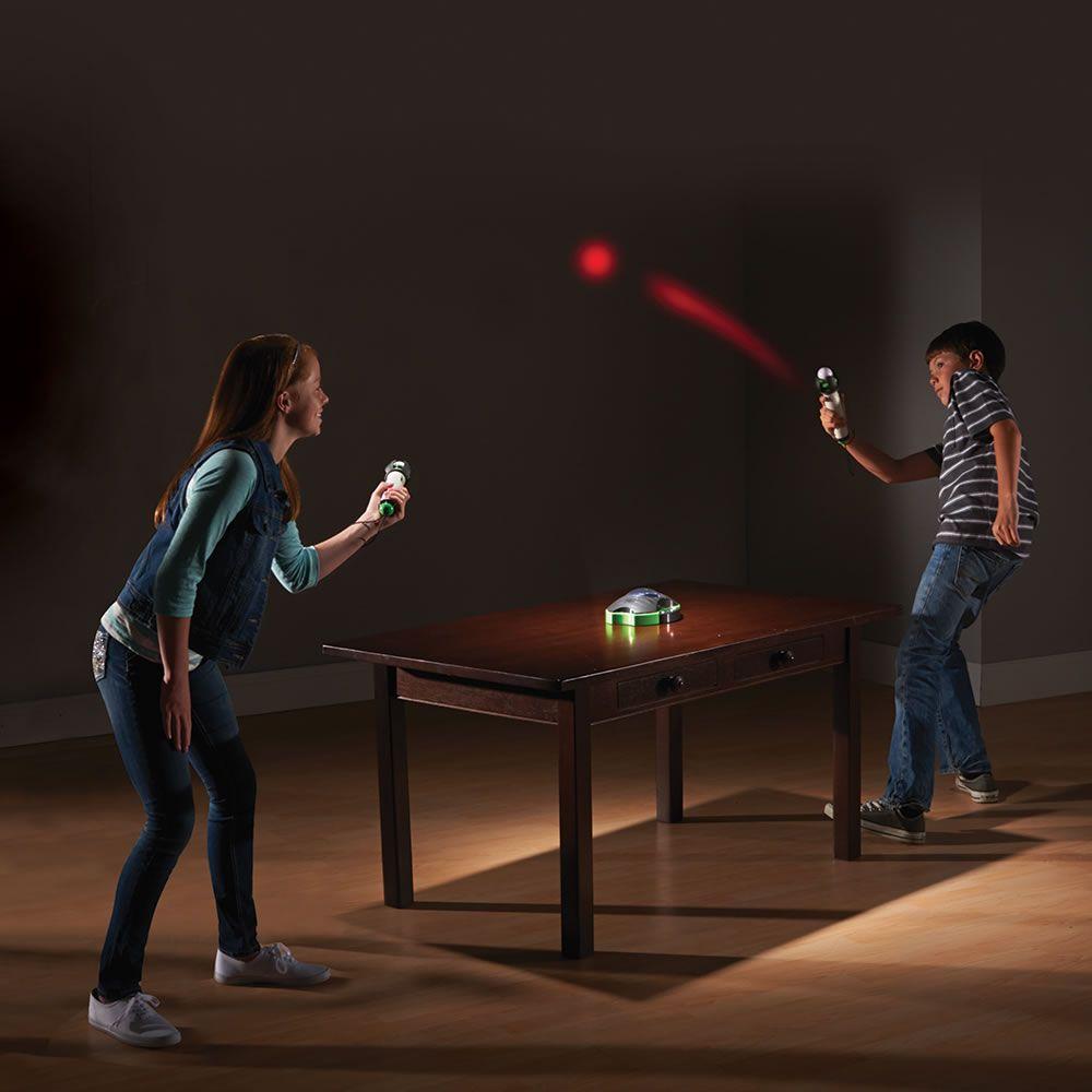 The Intergalactic Racquetball Game Hammacher Schlemmer