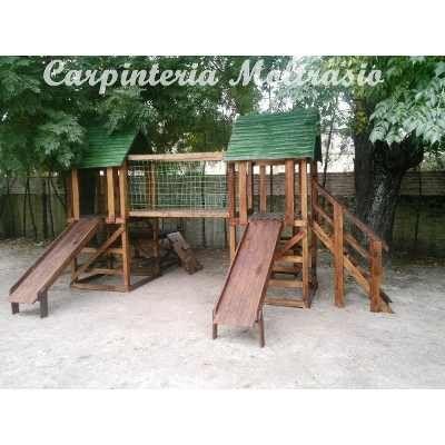 Mangrullos Infantiles - Juegos Para Jardines - - $ 4.500,00 en ...
