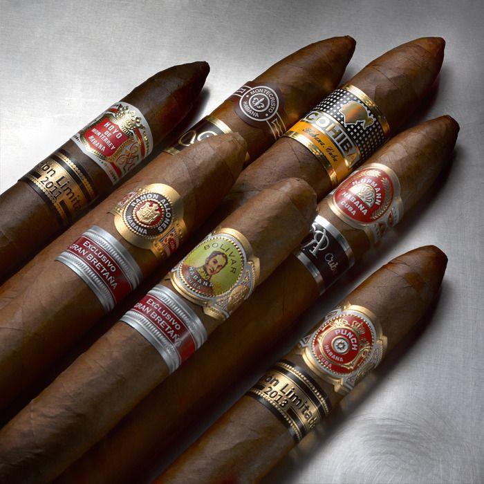 кубинские сигары картинки последние