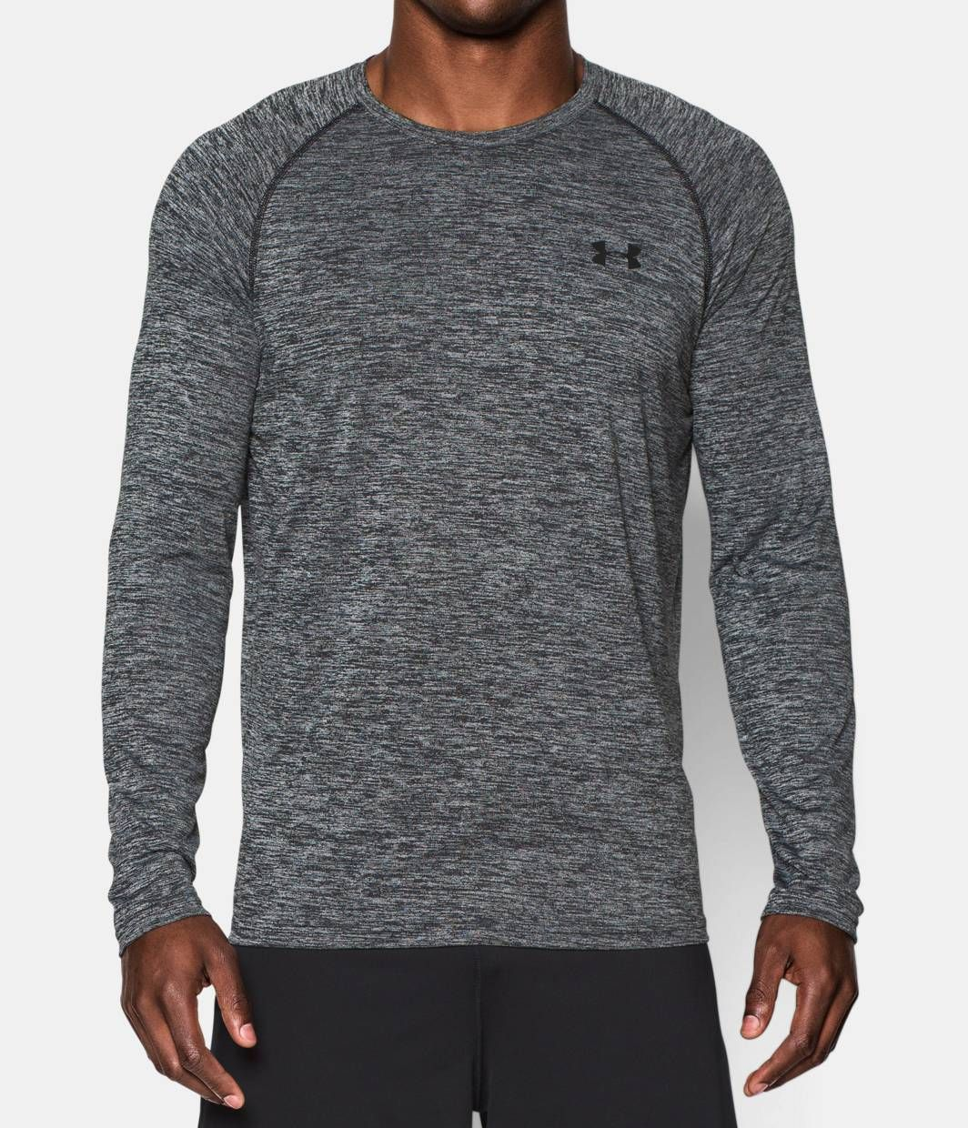 UA Tech™ Patterned Men's Long Sleeve Shirt | Shops, Mens tops and ...